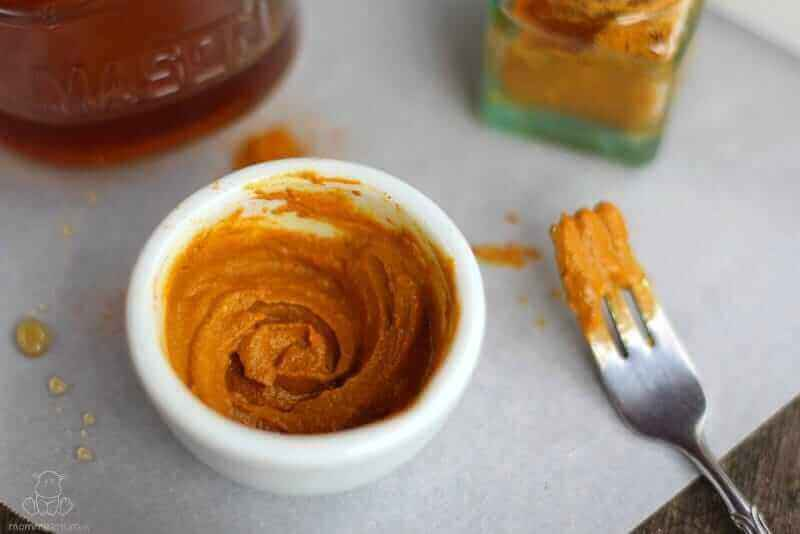 Well yes this is the exact recipe for Turmeric and clay face pack, but it can be used for healing your plant wounds as well.